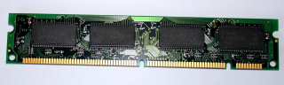 64 MB SD-RAM 168-pin PC-100U non-ECC CL2  Siemens MED0864100G08MT-JP-B5B08D