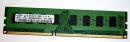 2 GB DDR3-RAM 240-pin 2Rx8 PC3-8500U non-ECC  Samsung...