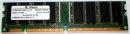 512 MB SD-RAM 168-pin PC-133 non-ECC CL3 Infineon...