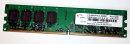 1 GB DDR2-RAM PC2-4200U non-ECC  G.SKILL F2-4200PHU2-2GBNT