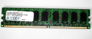 2 GB DDR2-RAM 240-pin PC2-6400E 800 MHz ECC-Memory