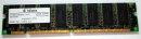 256 MB SD-RAM 168-pin PC-133U non-ECC CL3  Infineon...