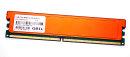 1 GB DDR2-RAM 240-pin PC2-6400U CL4  non-ECC 2.0V  GEIL...