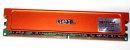 1 GB DDR2-RAM 240-pin PC2-6400U CL4  non-ECC 2.1V...