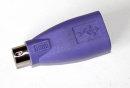 PS/2 USB Adapter / USB Buchse auf PS2 Stecker für...