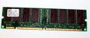 256 MB SD-RAM 168-pin PC-133U non-ECC CL3  Samsung...