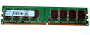 1 GB DDR2-RAM  PC2-5300U non-ECC NCP NCPT7AUDR-30M48