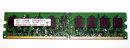 1 GB DDR2-RAM 240-pin PC2-5300U non-ECC CL4   MDT...