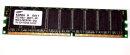 1 GB DDR-RAM 184-pin PC-2100  CL2 ECC  Samsung...