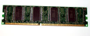 128 MB DDR-RAM PC-2100U non-ECC  Samsung M368L1713BT1-CB0