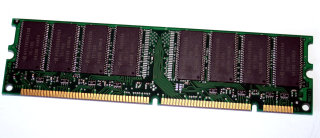 128 MB SD-RAM 168-pin PC-100 non-ECC CL3  Hyundai HYM7V651601 ATFG-10S