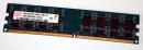 2 GB DDR2-RAM 240-pin PC2-6400U nonECC  Hynix...