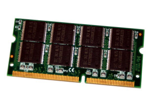 256 MB SO-DIMM 144-pin PC-100 Laptop-Memory  Kingston KTC311/256LP   9905245
