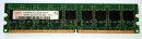 1 GB DDR2 ECC RAM 240-pin 2Rx8 PC2-5300E 667MHz  Hynix...