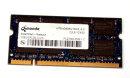 1 GB DDR-RAM 200-pin SO-DIMM PC-2700S CL2.5   Qimonda...