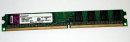 1 GB DDR2-RAM 240-pin PC2-4200U non-ECC  Kingston...