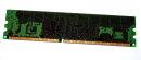 128 MB DDR-RAM PC-2100U non-ECC   Kingston KTD4400/128...