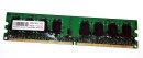 2 GB DDR2-RAM 240-pin PC2-6400U nonECC 800 MHz single-sided