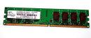1 Go DDR2-RAM 240 broches PC2-5400U non ECC G.SKILL...