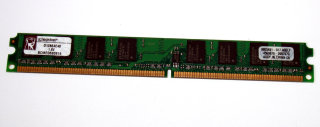 1 GB DDR2-RAM 240-pin PC2-4200U non-ECC Kingston D12864E40   9905431