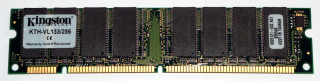 256 MB SD-RAM Kingston KTH-VL133/256   9905121   double-sided-Modul